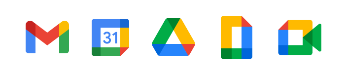 Google Workplace apps